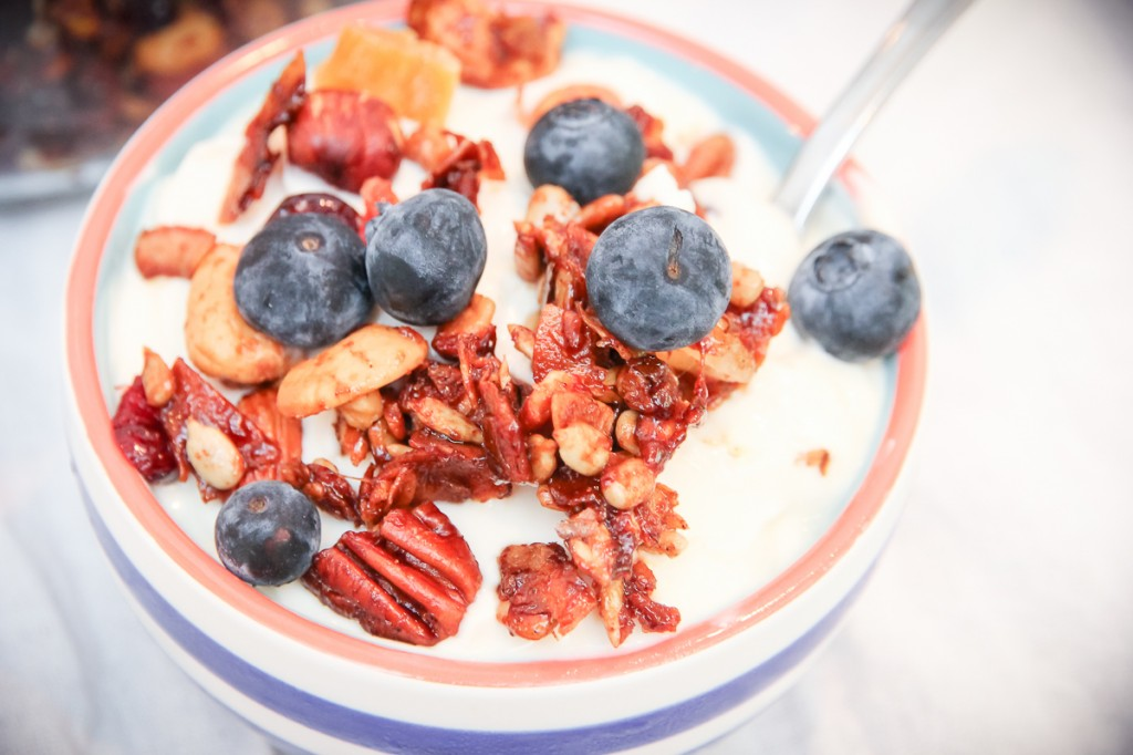 Paleo Granola | Festively Made