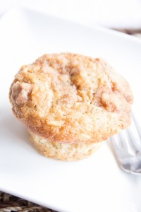 Best Ever Apple Pie Muffins