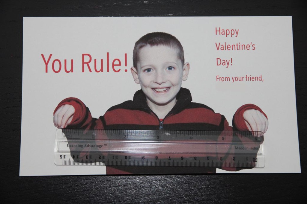 You Rule! Happy Valentine's Day | Festively Made
